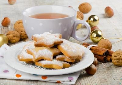 Розсипчасте домашнє печиво: як приготувати ласощі у формочках