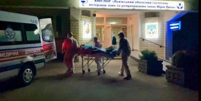 У госпіталі під Львовом через кисень стався вибух в госпіталі