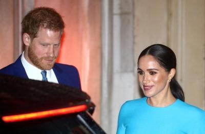 Королева Єлизавета II віддала будинок Меган і Гаррі своїй вагітній внучці - ЗМІ