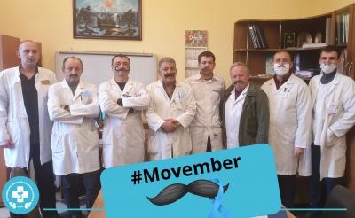 Буковинські лікарі вперше долучилися до всесвітньої акції Movember