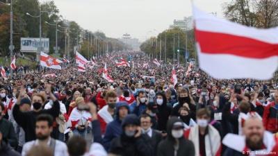 Марші районів: У Білорусі оголосили новий формат акцій протесту