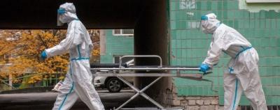 """""""Будуть трупи на підлогах і у приймальних відділеннях"""", - професор про зростання кількості хворих на коронавірус в Україні"""