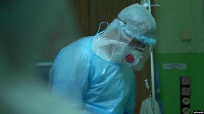 Ротації ліжок за законами воєнного часу: як працює обласна лікарня Чернівців в умовах COVID-пандемії