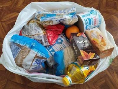 У Чернівцях мешканцям знову видаватимуть продуктові пакети
