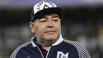 В Аргентині порушили кримінальну справу за фактом смерті Марадони