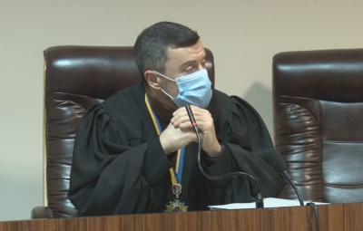 Суддя Анісімов запевнив, що з Брязкалом лише вітається: суд відхилив відвід