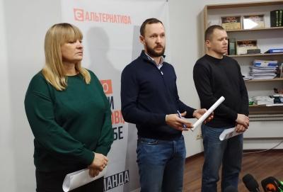 У «Єдиній альтернативі» заявили, що стара влада Чернівців свідомо гальмує старт роботи нових депутатів і мера