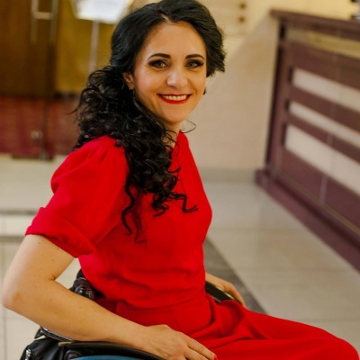 «Маю тут важливу місію»: буковинка стала представницею урядової уповноваженої з прав людей з інвалідністю