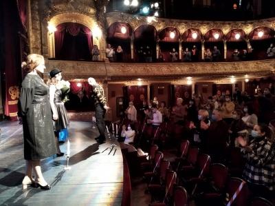 Чотири жіночі долі: у Чернівецькому театрі відбулася прем'єра – фото