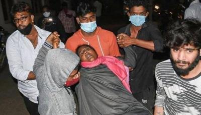 В Індії понад 300 осіб потрапили до лікарні через невідому хворобу