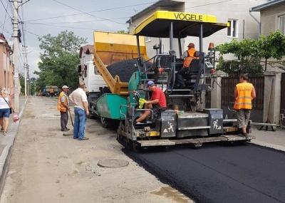 Стало відомо, скільки витратять Чернівці на ремонт доріг у 2021 році