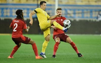 Україна оскаржила технічну поразку у матчі зі збірною Швейцарії