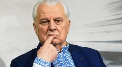 """Кравчук розповів про """"план Б"""" щодо Росії, який він готовий запропонувати Зеленському"""