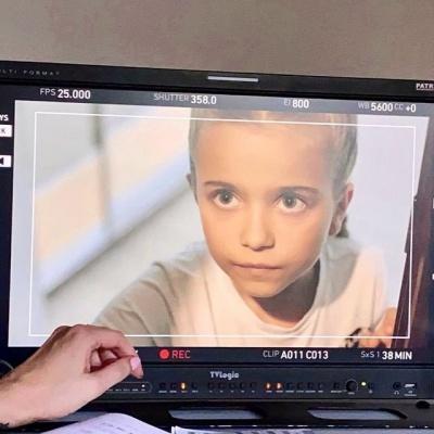 Дочка телеведучої з Чернівців зіграла головну роль у новому телесеріалі – фото