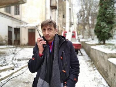 У Чернівцях завершились зйомки серіалу «Наймичка»: знімальна група поїхала до Хотина