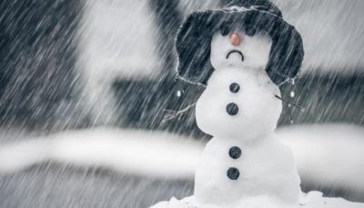 «Крижані» дощі і мокрий сніг: у вихідні прогнозують погіршання погоди