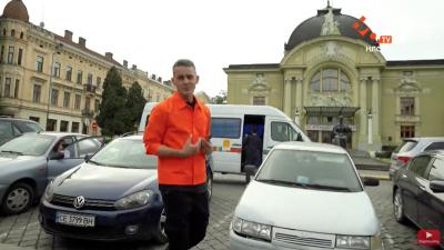 Check-in Україна: відомий телеканал провів екскурсію Чернівцями – відео