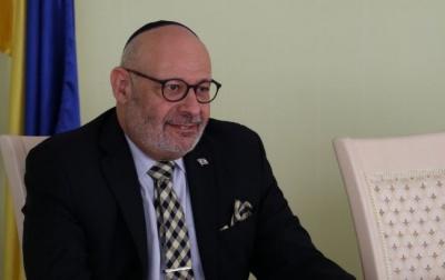 Посольство Ізраїля вважає антисемітизмом інцидент з ханукією в Києві