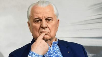Через провокаційну заяву щодо виборів в ОРДЛО у березні. Кравчука викликали на комітет Ради