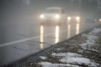 Буковинців попередили про ожеледицю й сильний туман