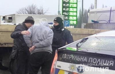 Вкрав і розбив авто: у Києві поліція після погоні затримала чернівчанина