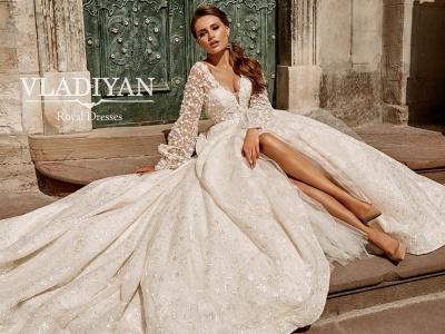 Як бренд весільних суконь із Чернівців «Vladiyan Royal Dresses» став всесвітньовідомим і популярним?*