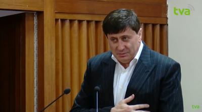 Жаровський, попри поразку на виборах голови облради, обіцяє «працювати на розвиток Буковини»