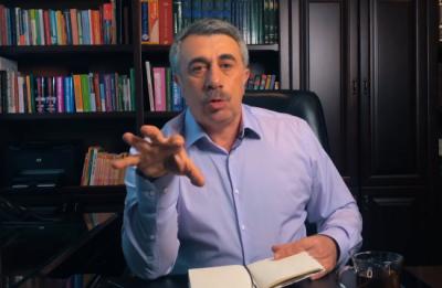 Комаровський пояснив, чому тести на коронавірус часто брешуть