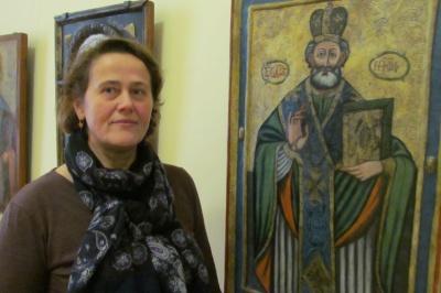 У Чернівцях у музеї зберігаються старовинні ікони Святого Миколая