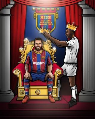 """Повторив """"вічний"""" рекорд Пеле. Мессі забив 643 гол за """"Барселону"""""""