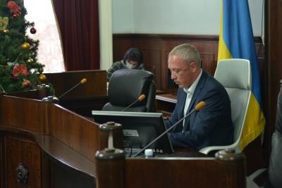 Клічук підписав своє перше розпорядження на посаді міського голови Чернівців