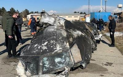 Збитий літак МАУ. Іран передав Україні фінальний звіт щодо катастрофи