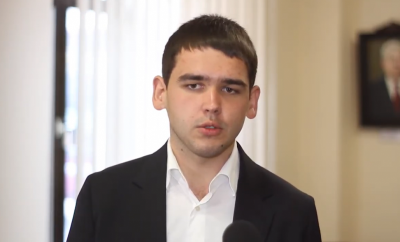 Екс-свободівець Ілюк пішов з керівної посади в Чернівецькій міськраді