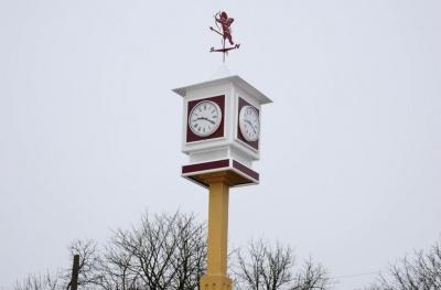 «Хотинський Біг-Бен»: у місті Чернівецької області відновили годинник – фото