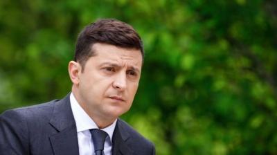 Зеленський заявив, що Франція готова допомогти Україні з вакциною від COVID-19