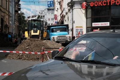 Затори в Чернівцях: що відбувається на дорогах міста у середу вранці