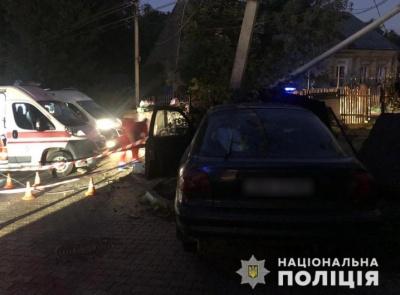 П'яний наїхав на пішохода на тротуарі: поліція передала справу до суду
