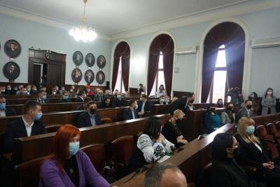 Чернівецька міська ТВК зареєструвала депутатами ще чотирьох кандидатів від «Народного контролю»