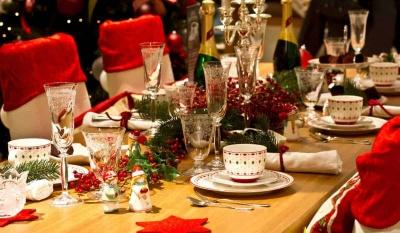 Ресторанам і кафе у новорічну ніч дозволили працювати до 7 ранку