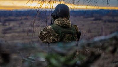 Поблизу Красногорівки підірвався український військовий