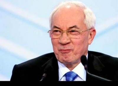 Азаров вийшов з санкційного списку ЄС