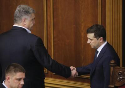 """Зеленський заявив, що """"всі чекають, коли посадять Порошенка"""""""
