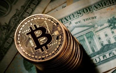 Біткоїн знову б'є рекорди. Вартість криптовалюти сягнула 24,4 тисячі доларів