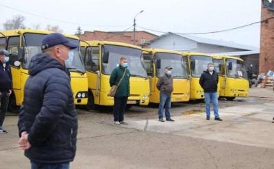 На Буковині перевізники попереджають пасажирів про підвищення вартості проїзду в маршрутках