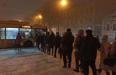В Україні на період локдауна хочуть скасувати роботу громадського транспорту