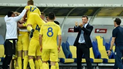 Українській збірній пророкують друге місце у кваліфікаційній групі на ЧС-2022*