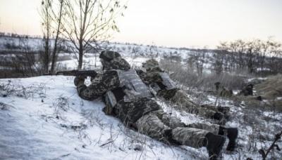 На Донбасі отримав поранення боєць ЗСУ. Окупанти 13 разів порушили «тишу»