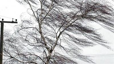 Сильний вітер, дощ та мокрий сніг. Якою буде погода 29 грудня