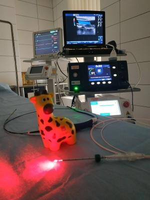 Годі говорити про геморой пошепки! Вперше в Чернівцях лазерна методика лікування геморою*