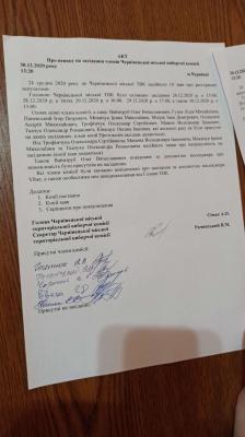 У Чернівцях «Рідне місто» й «Команду Михайлішина» не змогли зареєструвати депутатами уже з п'ятої спроби